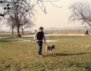 de burght , de eerste cursist , borgharen , maastricht , 1983, Limburg