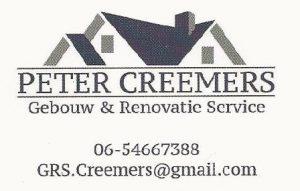 sponsors goud, hv de burght, borgharen, Peter Creemers Maastricht