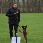VZH training. Maastricht , hv de burght